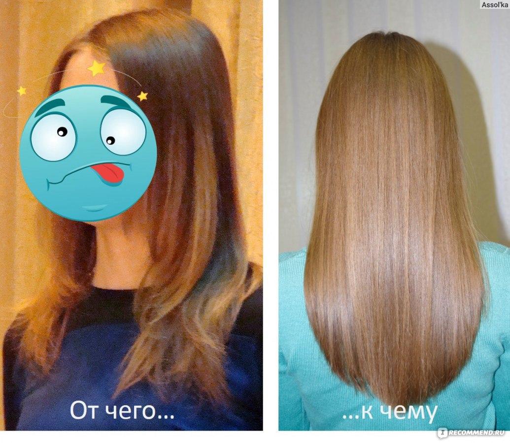 Как в домашних условиях оздоровить волосы 994