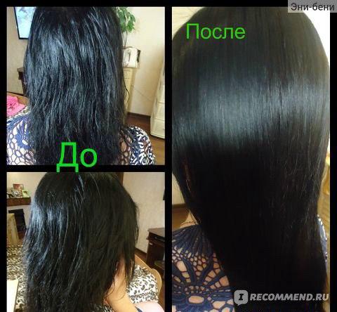 Вывести черный цвет волос в домашних условиях фото 590
