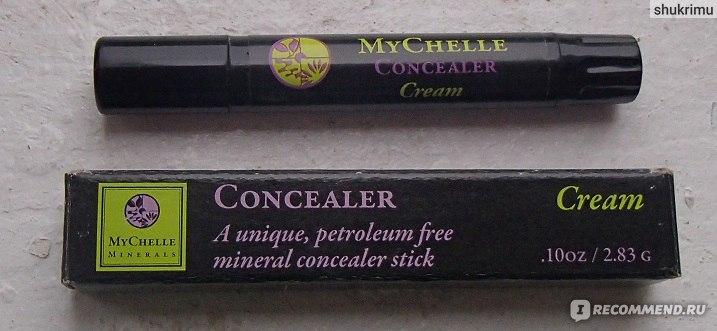 Консилер MyChelle Dermaceuticals - «iherb: ахнет сильно, кроет ...