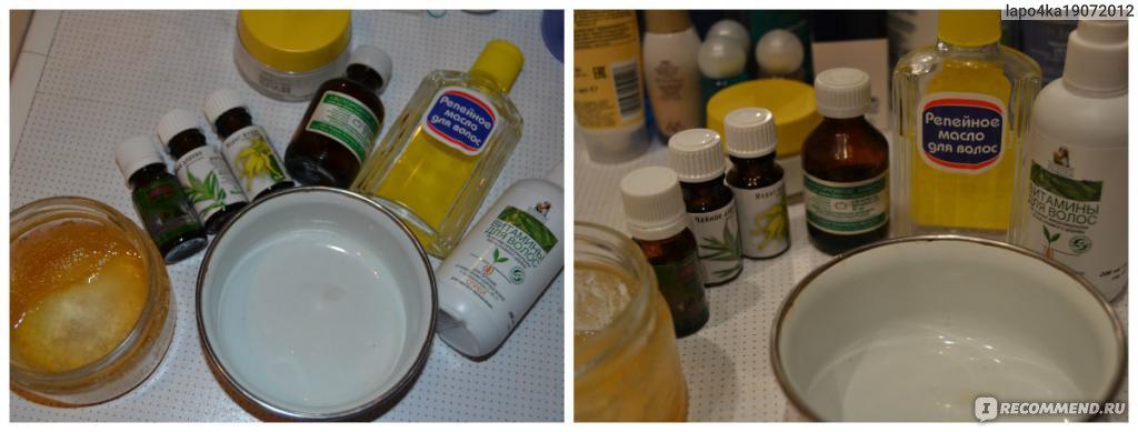 Как смыть краску с волос маслами в домашних условиях
