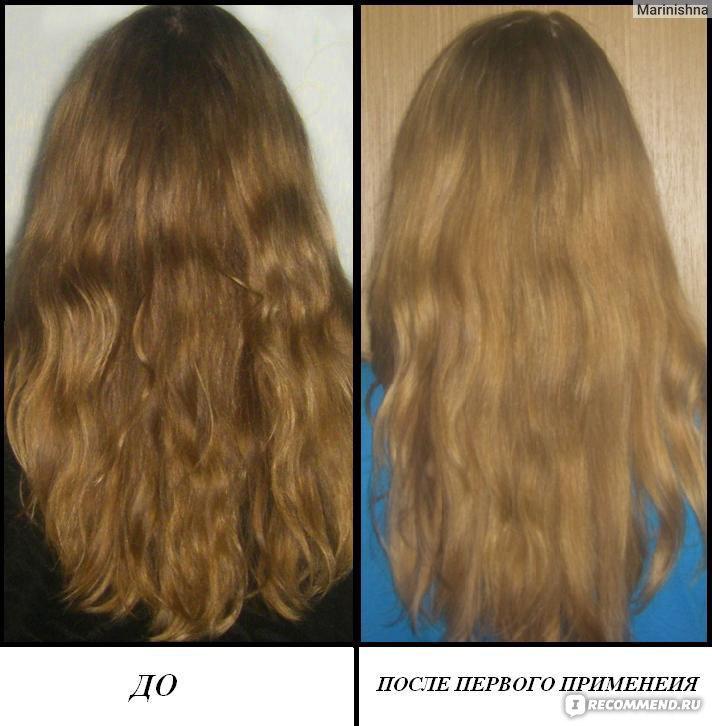 Мед.и корица для волос