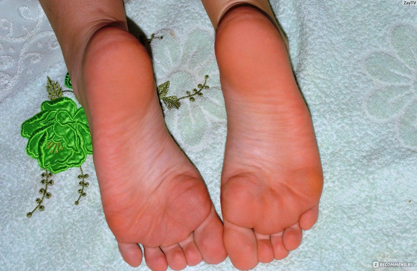 Носки с педикюром фото