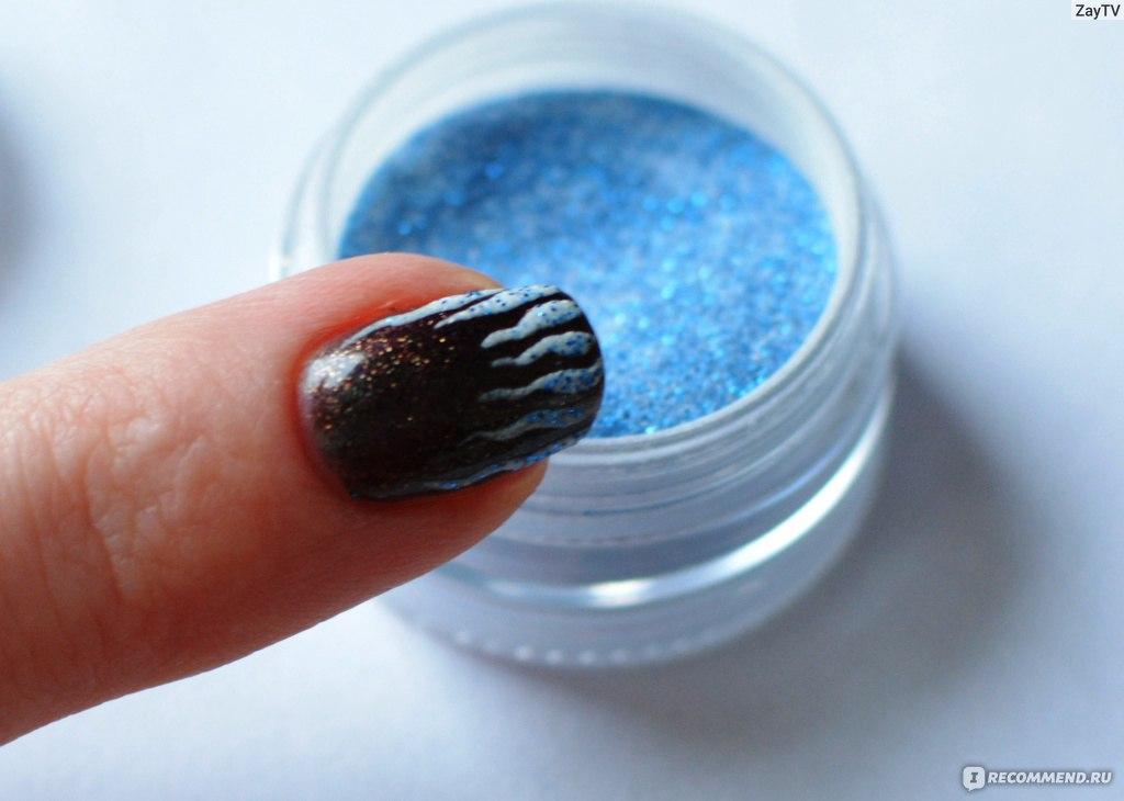 Из чего сделана акриловая пудра для ногтей