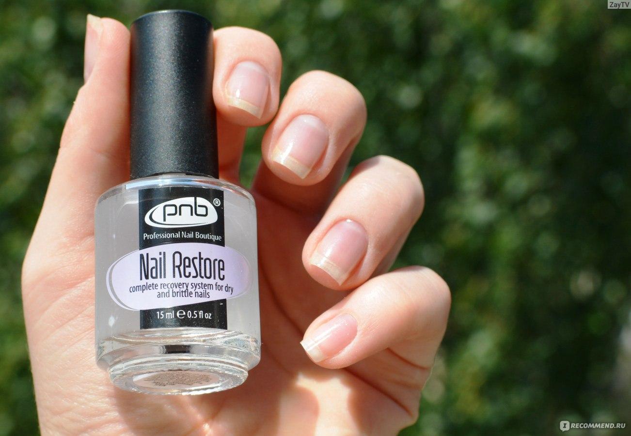 Ibx для ногтей после фото