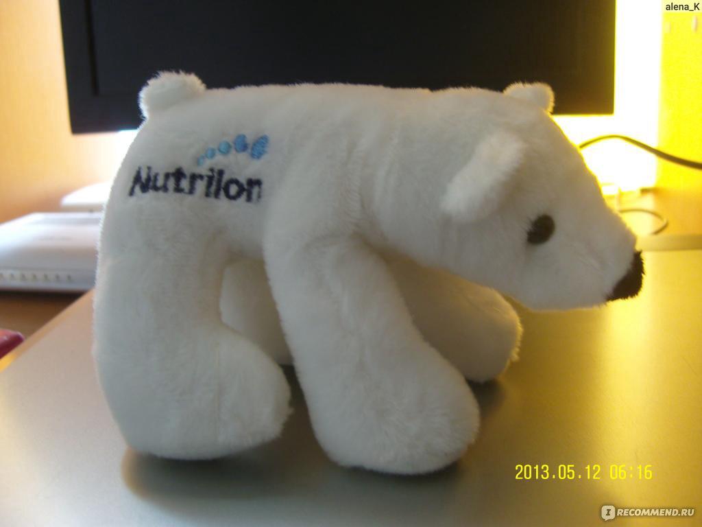 Нутрилон медведь в подарок 84