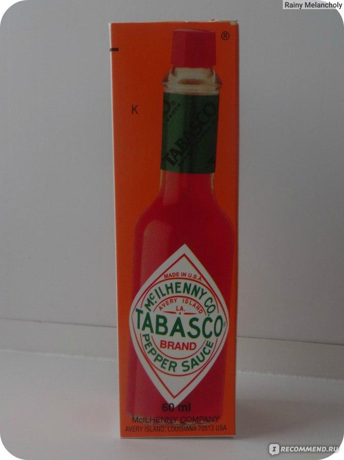 Куда добавлять соус табаско