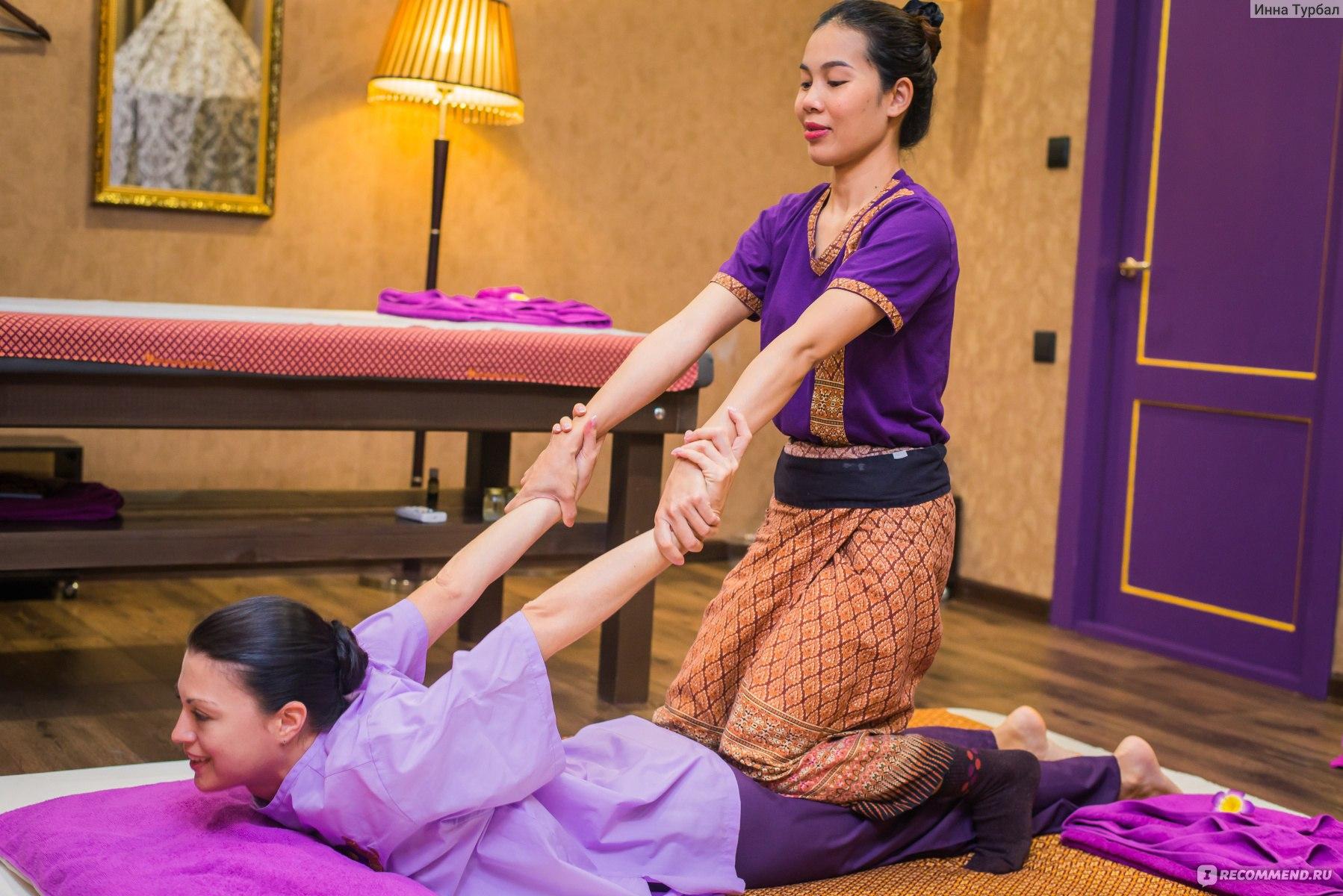 Тайский массаж симферополь