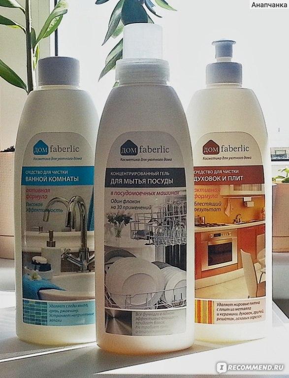 Средство для мытья посудомоечных машин своими руками