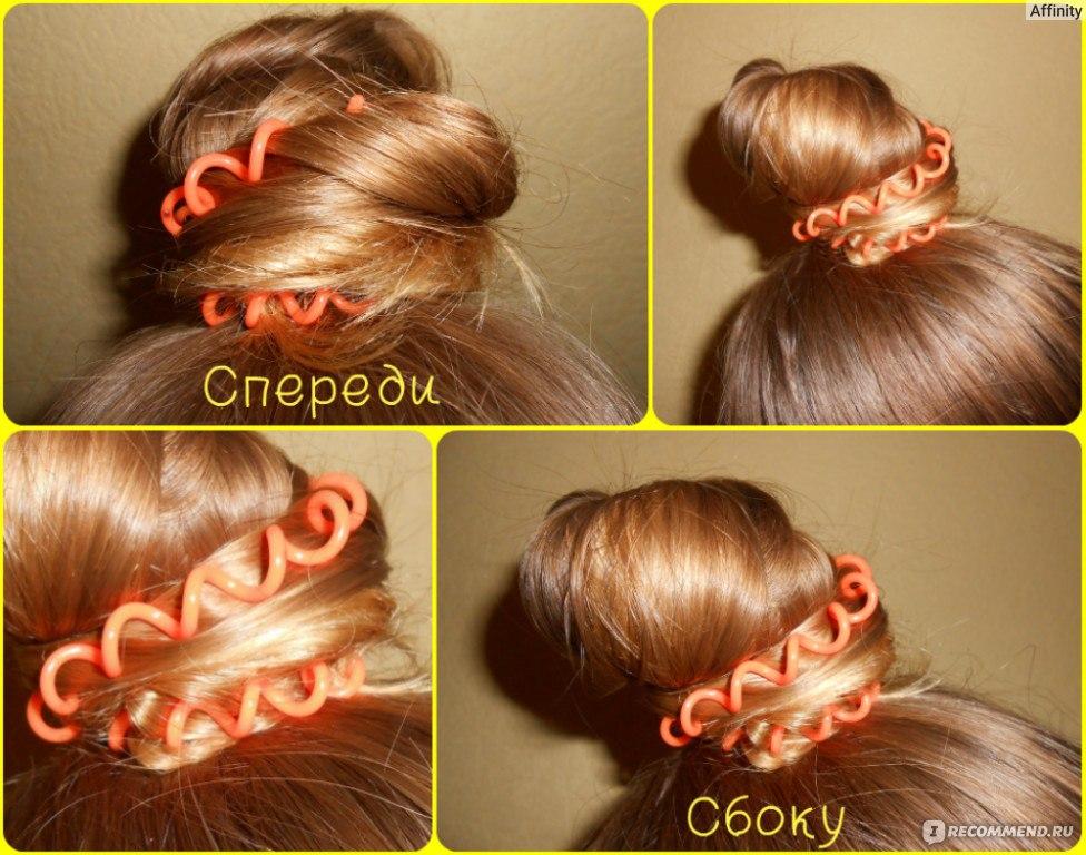 Как изготовить своими руками резинки на волосы