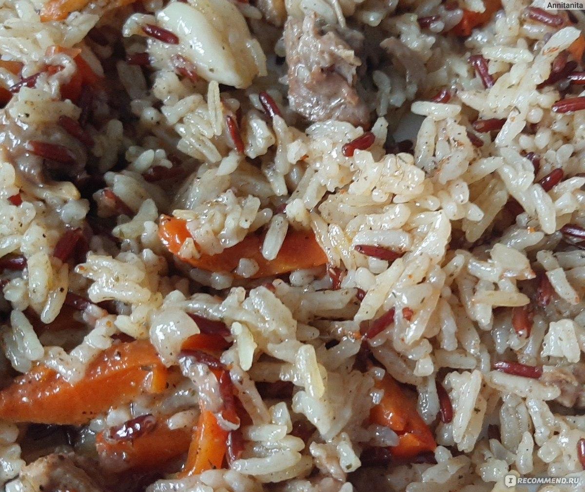 Красный рис рецепты для похудения