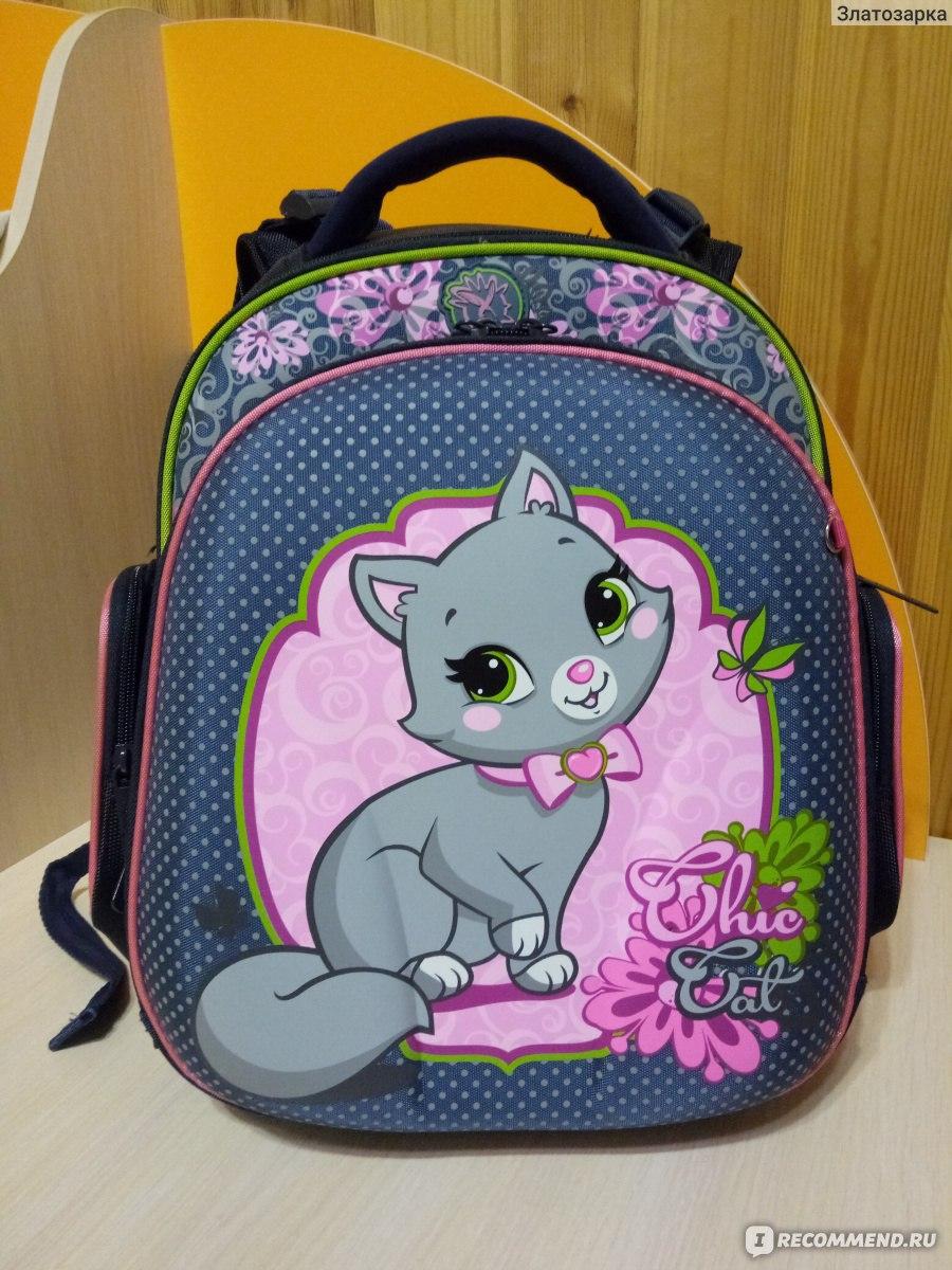 2ff9f1ccd490 Школьный ранец/рюкзак Hummingbird kids - «Яркий, красивый, удобный ...