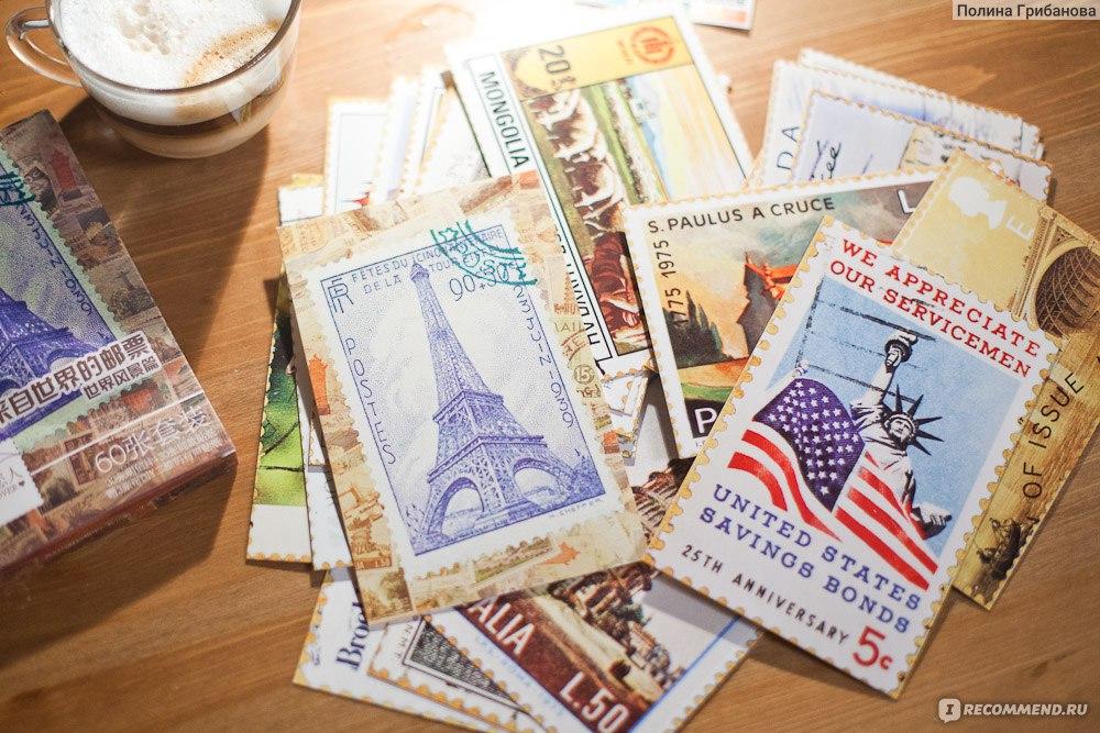 Почтовые открытки изготовление