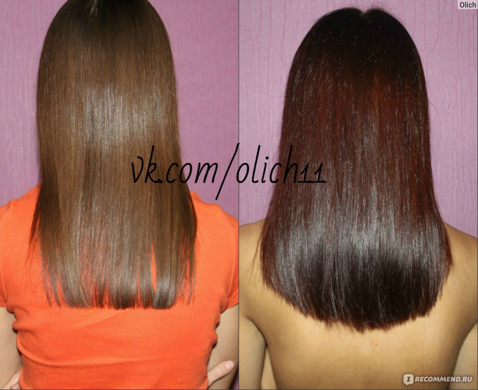 хна от выпадения волос в домашних условиях