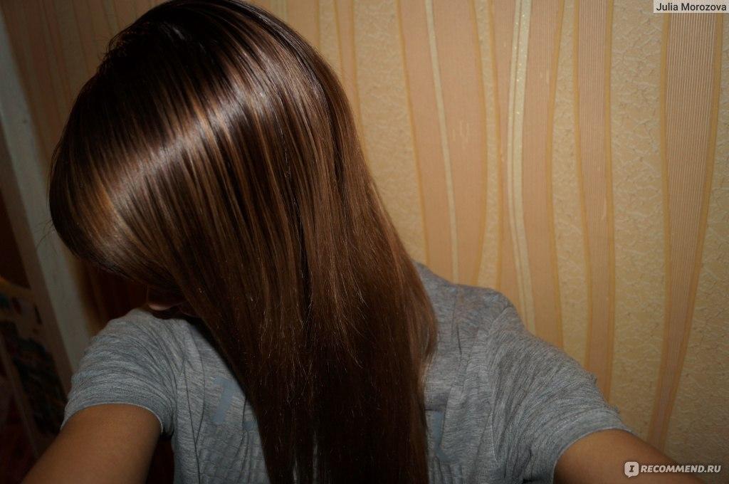 Фото без лица темно русые волосы на аву
