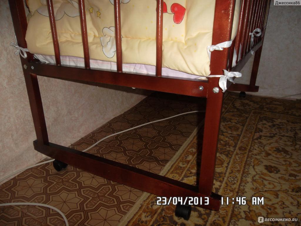 Кроватка Мишутка