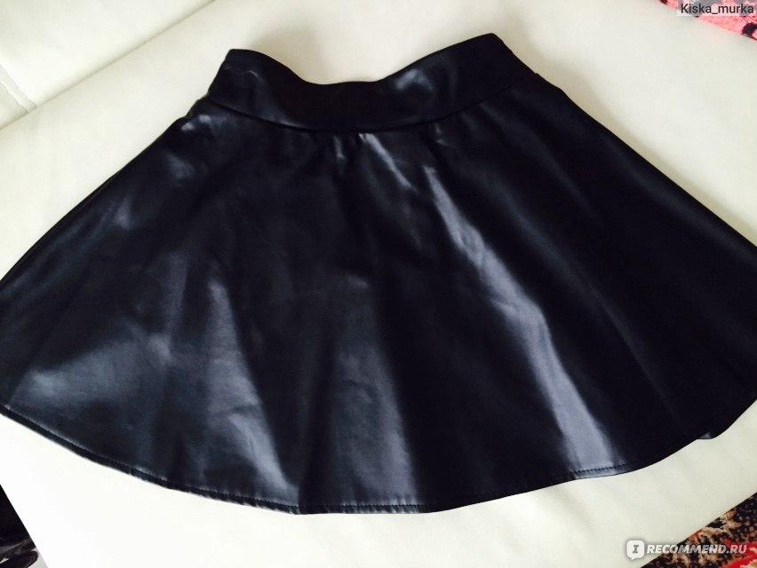 Во что перешить кожаную юбку