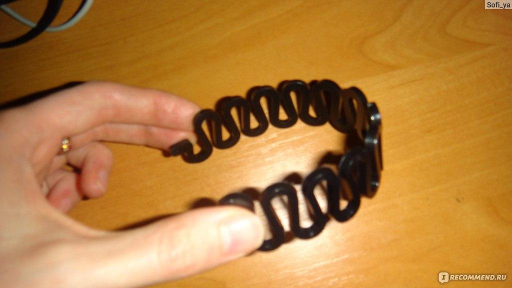 Видео спиралька для плетения колоска