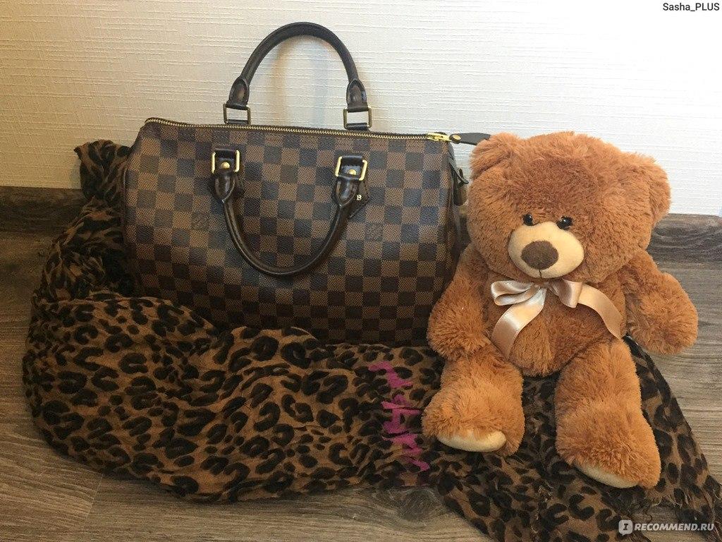 705710741544 Сумка Louis Vuitton Speedy - «Louis Vuitton Speddy 30 - классическая ...