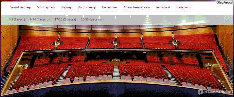 Сцена крокус сити холл схема зала фото