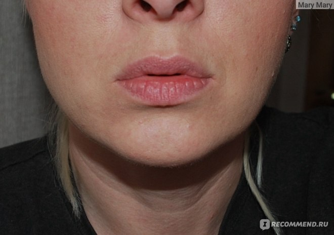 Альтернатива татуажа губ