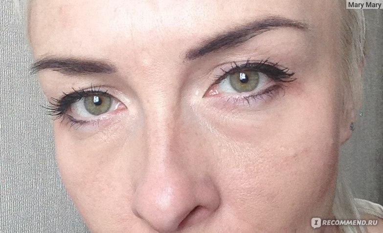 Макияж для маленьких глаз с мешками