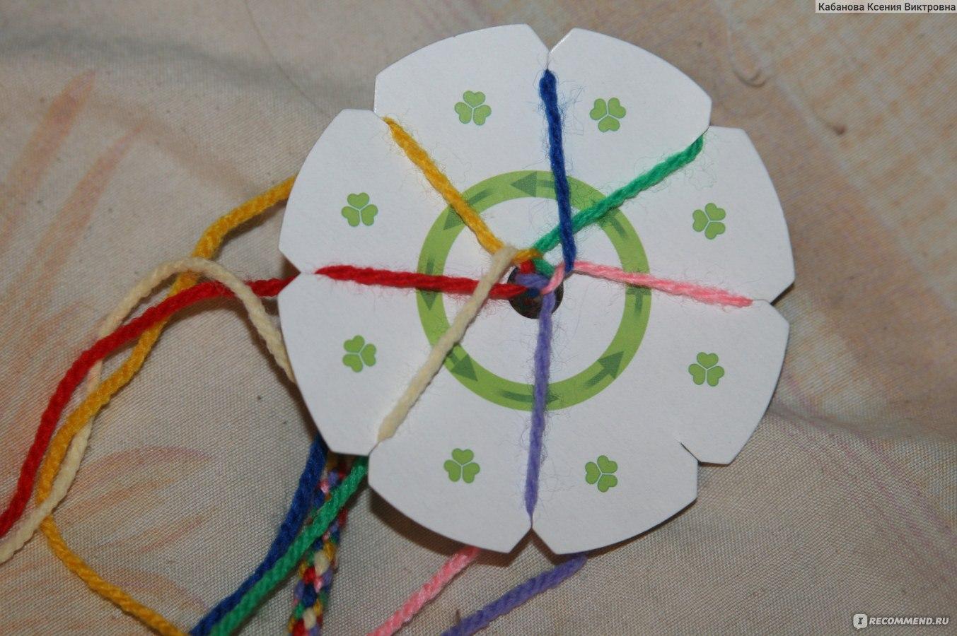 фенечки схема стрелкой