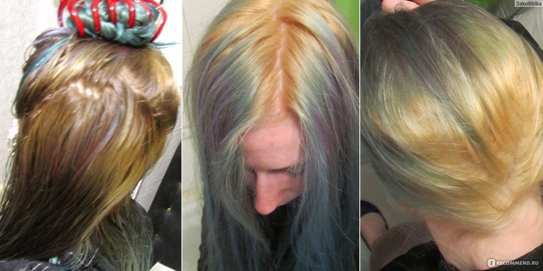 Как обесцветить волосы от краски в домашних условиях