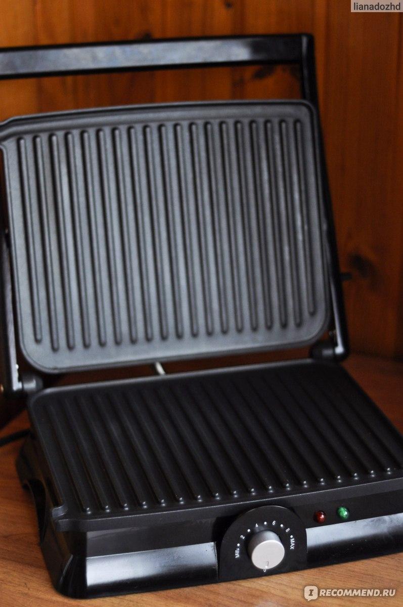 Электрогриль MAXWELL MW-1960 ST - «Хороший гриль за 3500  Да 3af0121810048