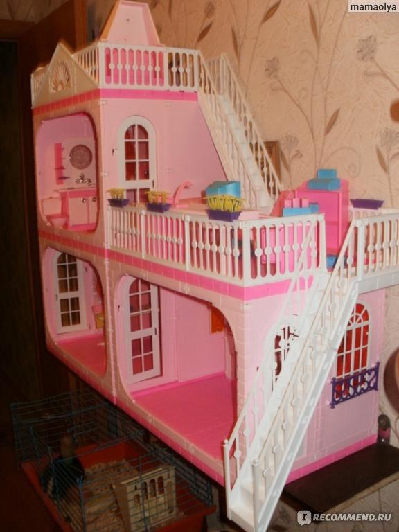 Как сделать кукольный домик инструкция
