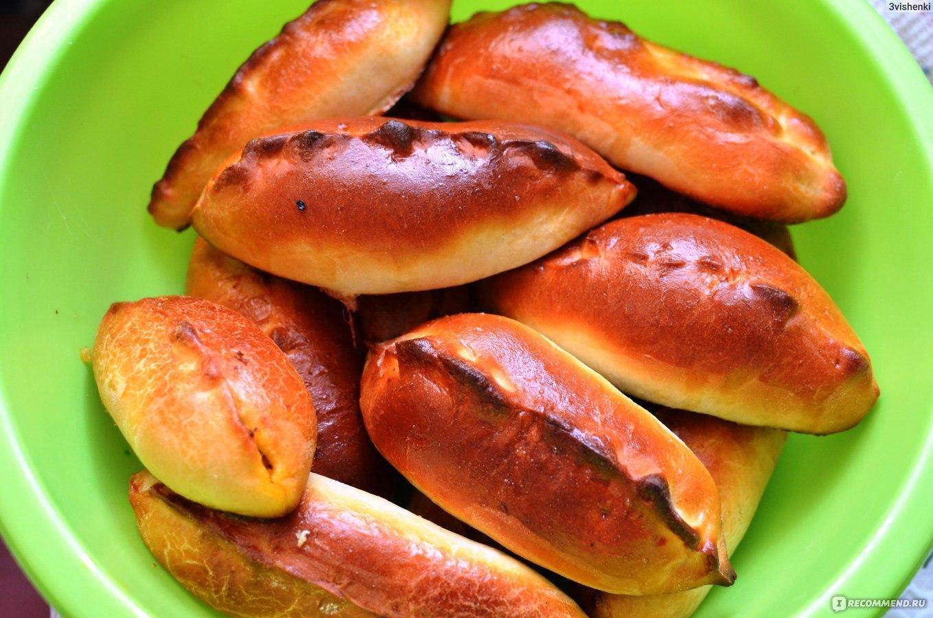 Как приготовить жаренные пирожки с картошкой на сковороде по 40