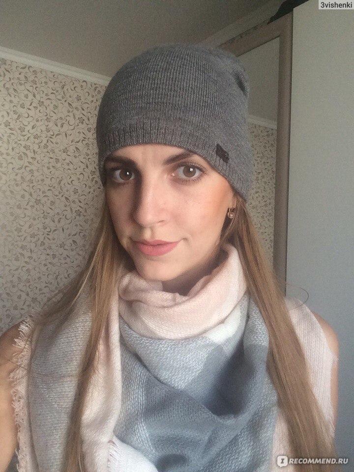 54cad890c32 Шапка AliExpress женская FURTALK Unisex Spring Autumn Watch Cap Woman Wool  Knit Beanie Cap Braided Hat