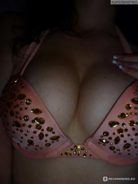 Красивая грудь домашнее фото голая 135