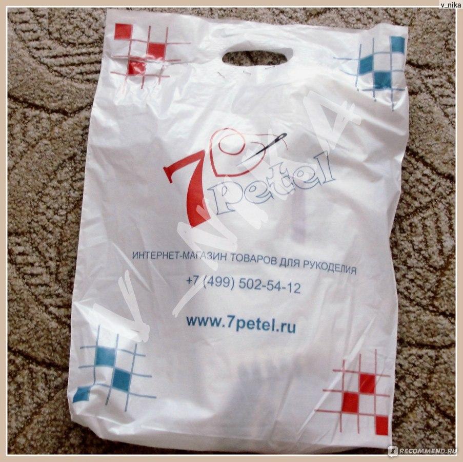 Сайт вышивки семь петель