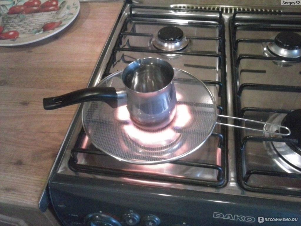 Рассекатель для газовой плиты: назначение, устройство