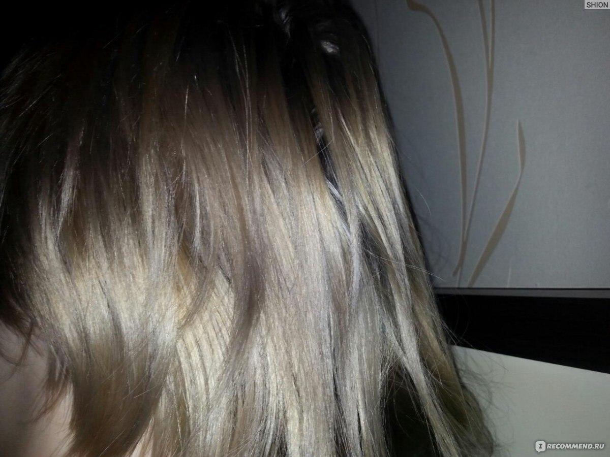 Капус краска для волос 8.12
