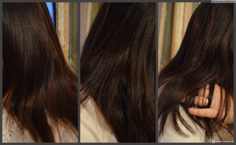 Как сделать тёмную краску для волос
