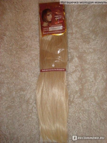 Купить волосы на заколках краснодар