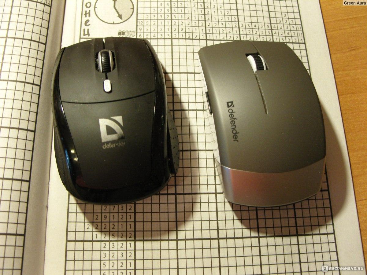 Почему не работает проводная мышь