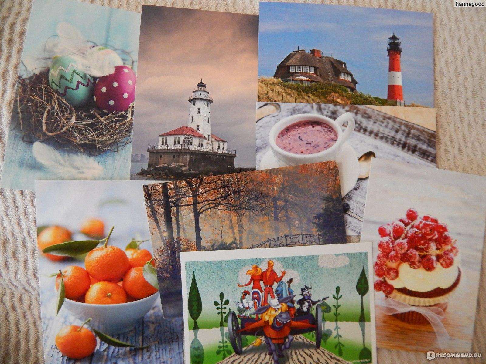 Мерцающая марте, открытки постмания