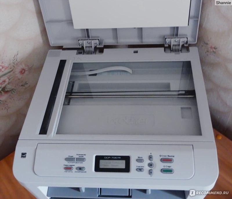 Драйвер для принтера brother dcp 7057