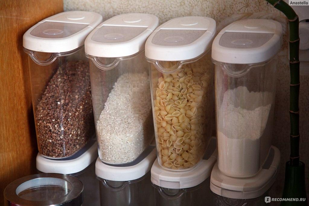 Как хранит рис в домашних условиях 614