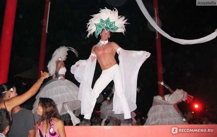 бора бора тунис дискотека ролях: Наоми