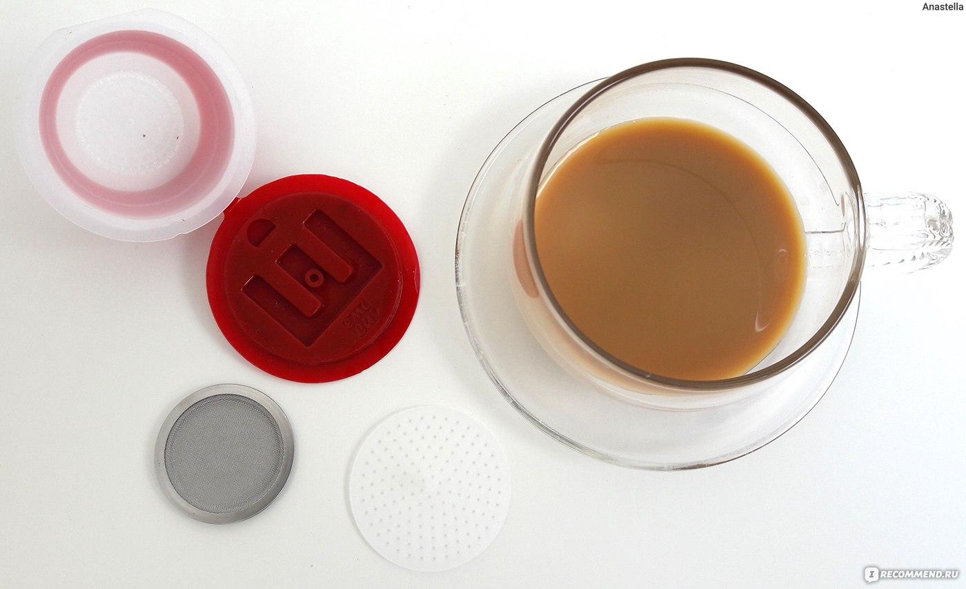 Многоразовые капсулы для кофемашины dolce gusto своими руками 89