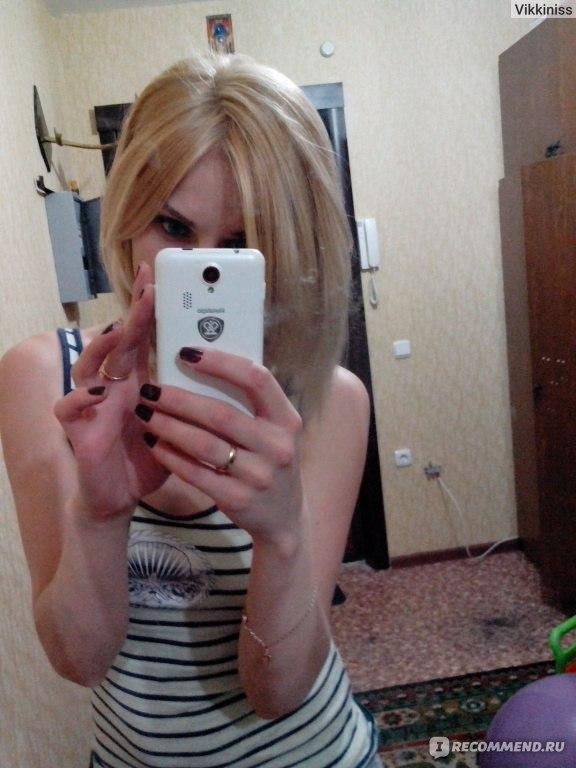 эстель 10.7 фото на волосах