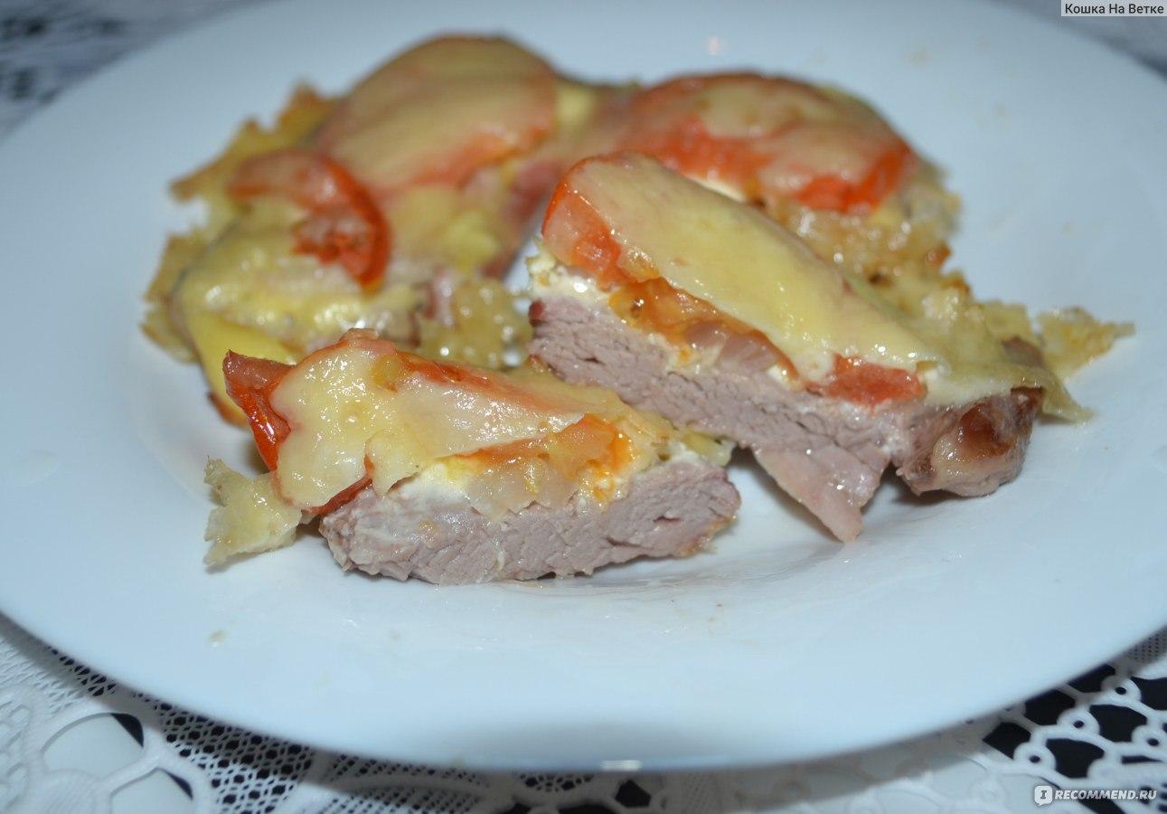 Как сделать мясо по французски из свинины