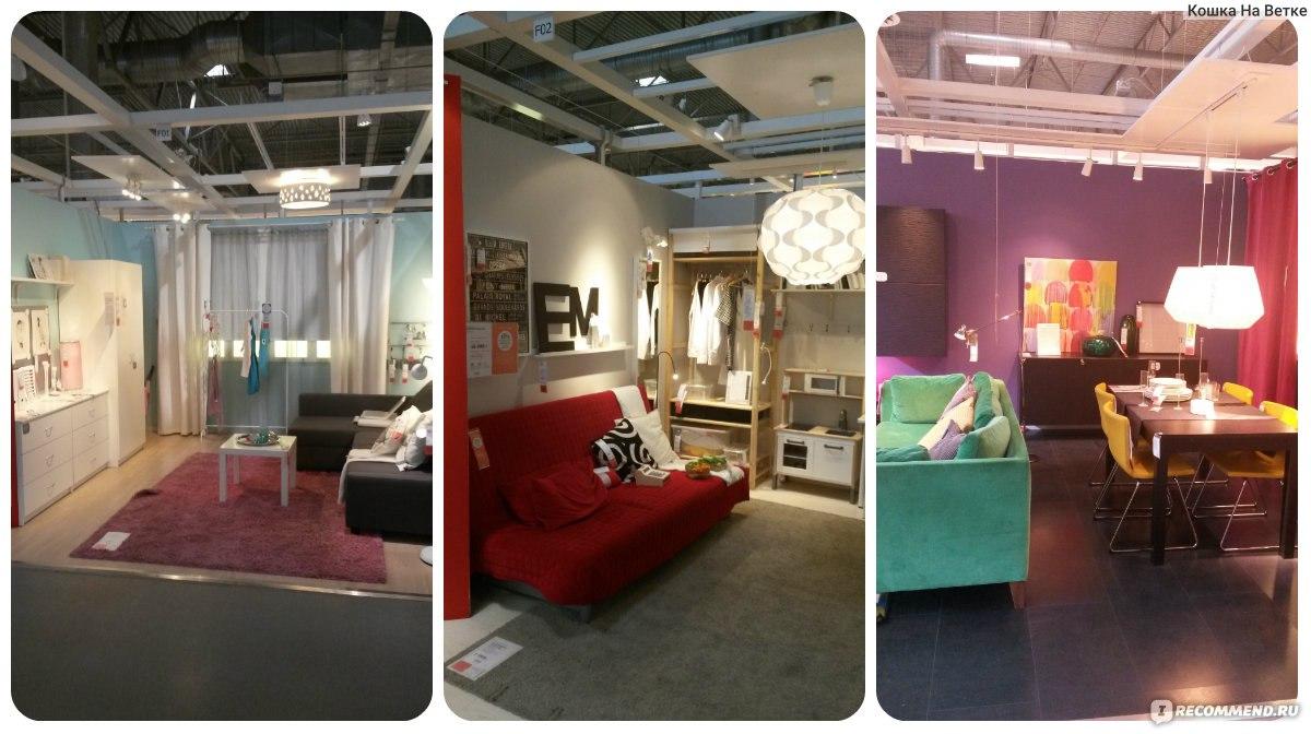Ikea гипермаркеты товаров для дома и офиса хотите окунуться в