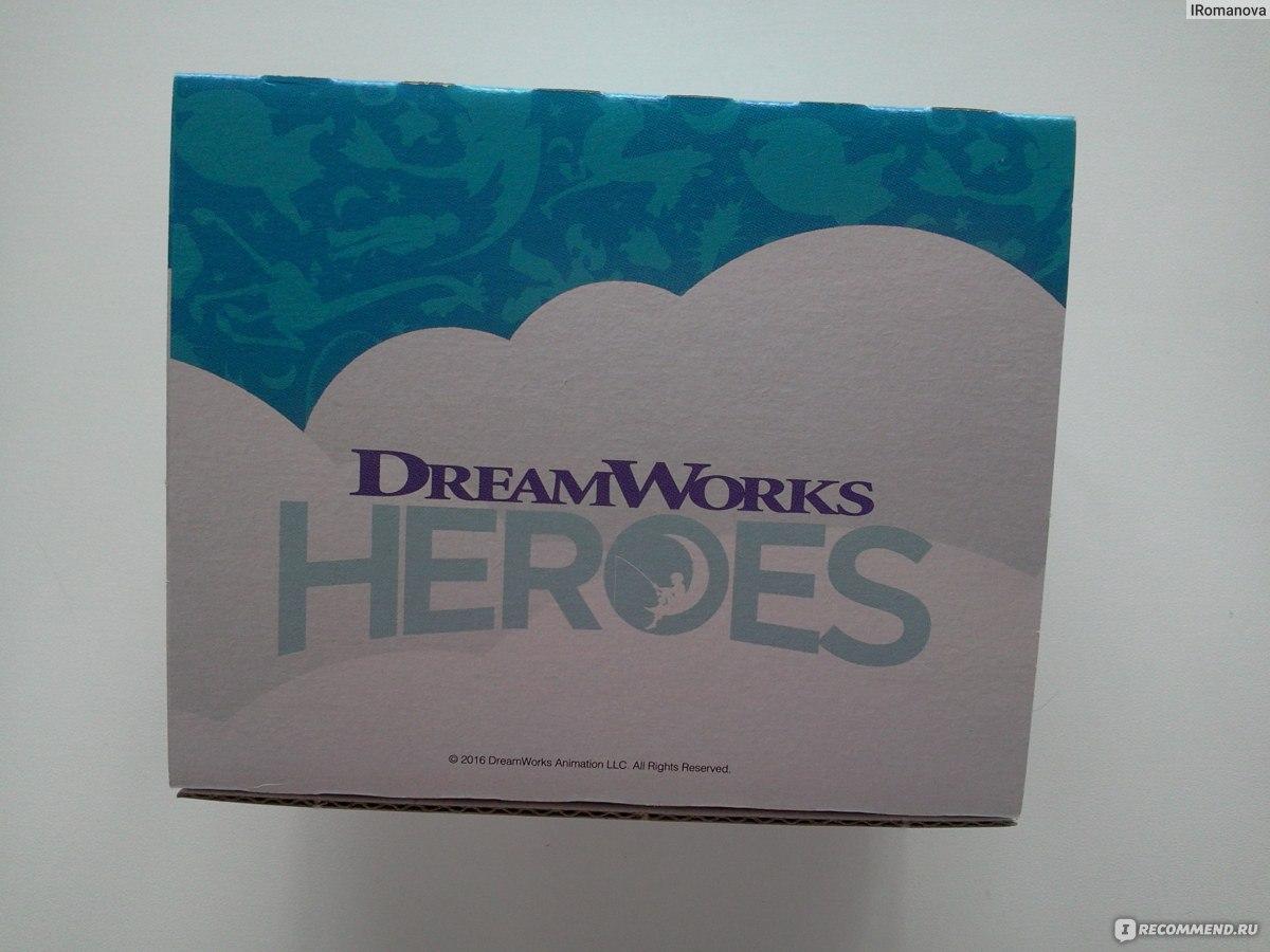 Бокалы Bormioli Rocco S p A  Dreamworks heroes - «Прекрасные
