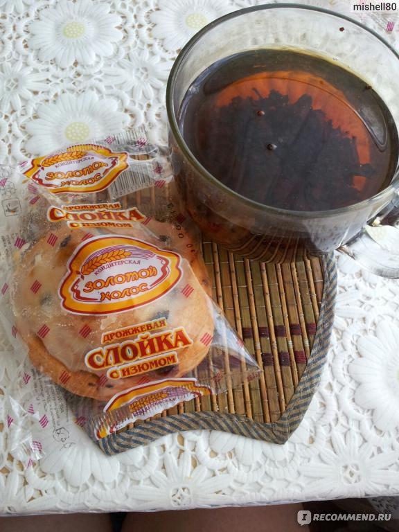рецепт венской булочки как в золотом колосе