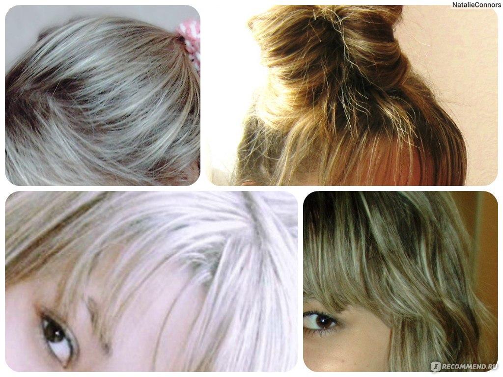 фото пошагового мелирования волос