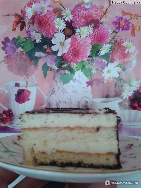 Ренессанс торт птичье молоко